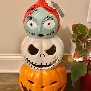 nightmare before christmas stacker pumpkin